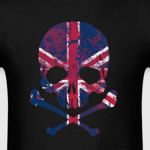 Union Jack - Jolly Roger - Men's T-Shirt