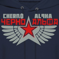 Cherno Alpha Hoodies