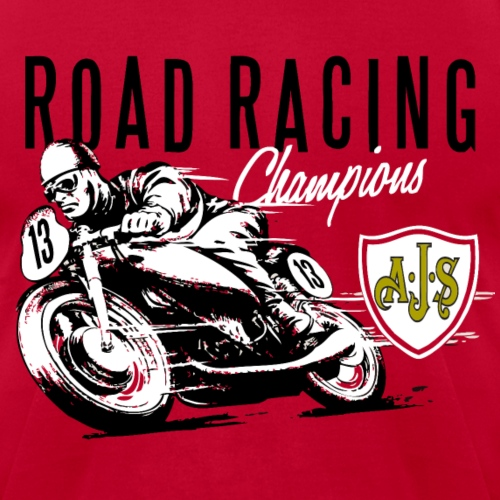road racing shirt
