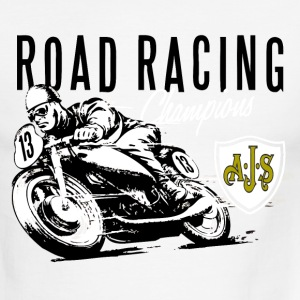 road racing T-Shirts - Men's Ringer T-Shirt