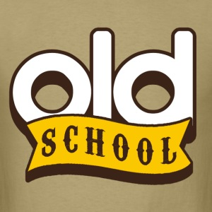 old_school T-Shirts - Men's T-Shirt