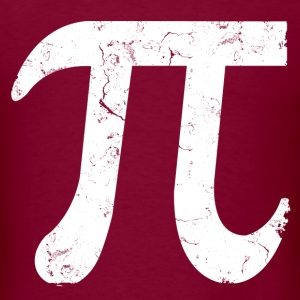 big_pi_symbol T-Shirts - Men's T-Shirt