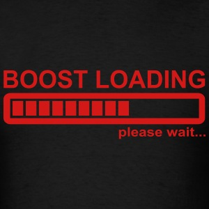 Boost loading - Men's T-Shirt