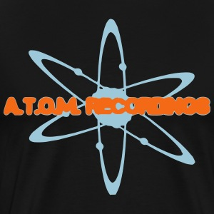 A.T.O.M. RECORDINGS T-Shirts - Men's Premium T-Shirt