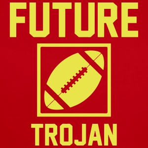 Future Trojan Baby & Toddler Shirts - Baby Short Sleeve One Piece