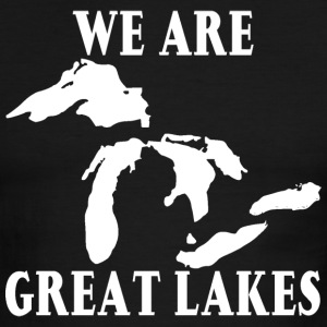 We Are Great Lakes T-Shirts - Men's Ringer T-Shirt