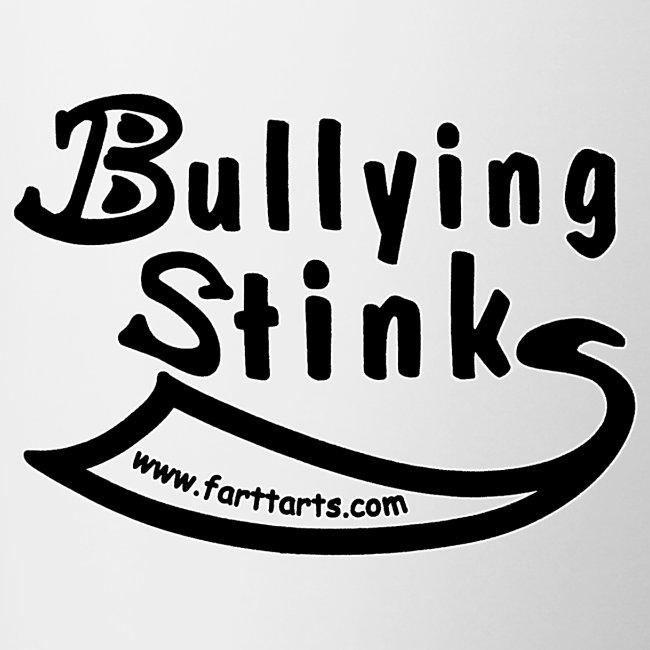 Bullying Stinks mug