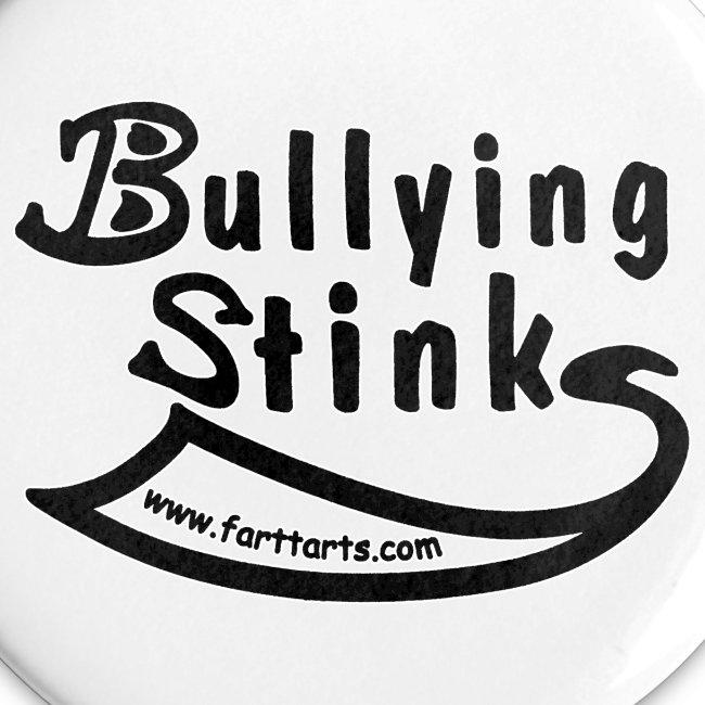 Bullying Stinks pin