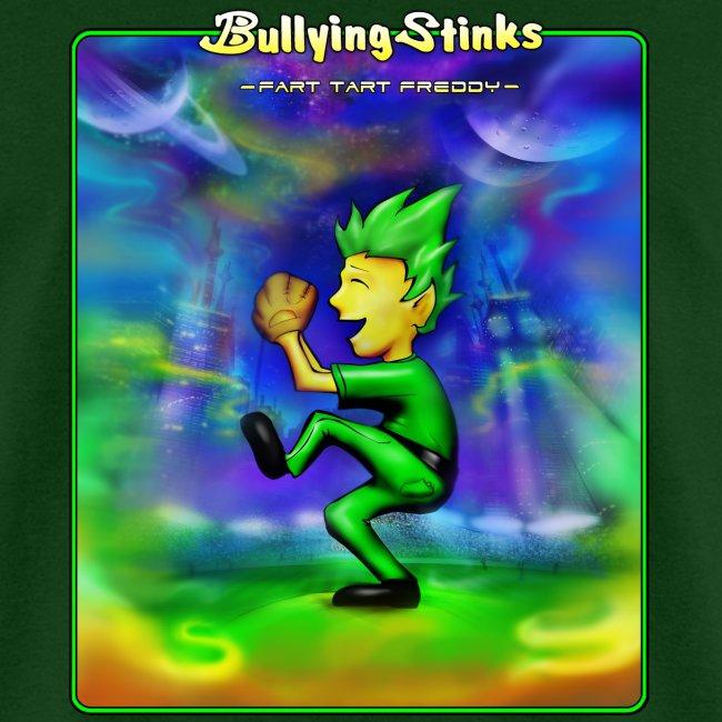 Men's's Bullying Stinks cover