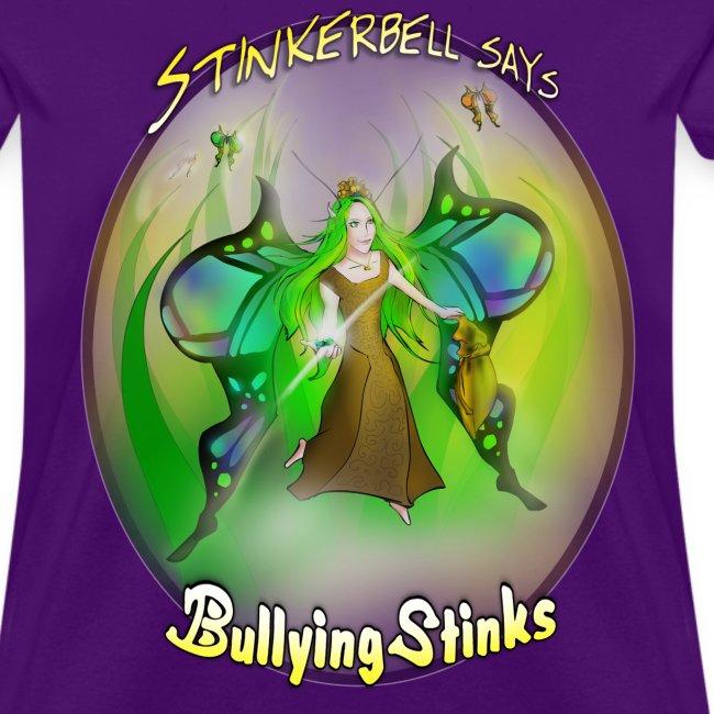 Stinkerbell says bullying stinks