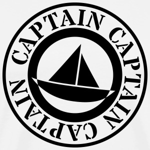 captain T-Shirts - Men's Premium T-Shirt