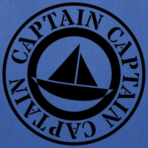 captain Bags & backpacks - Tote Bag