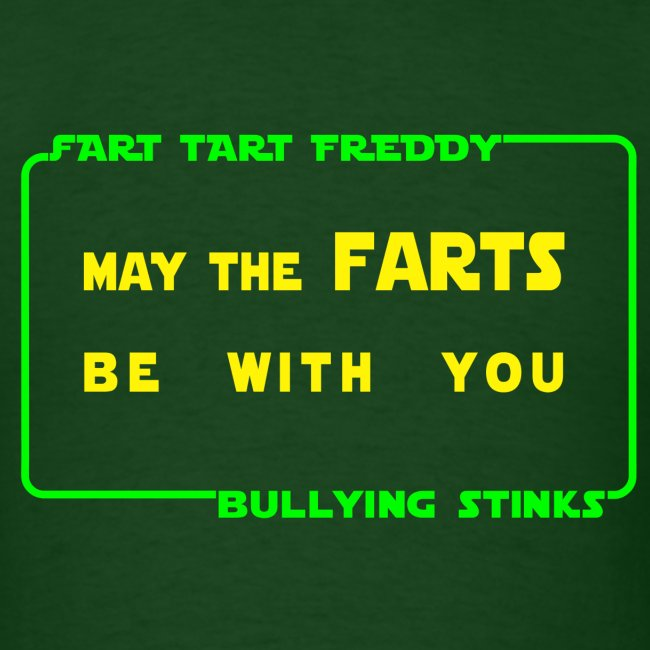 Men's - May the farts be with you