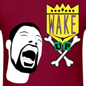 Wake Up! Men's T-Shirt - Men's T-Shirt