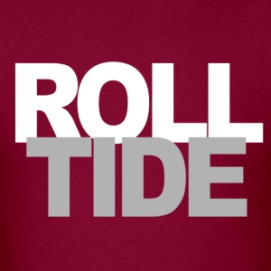 Bama Roll Tide Shirt - Men's T-Shirt