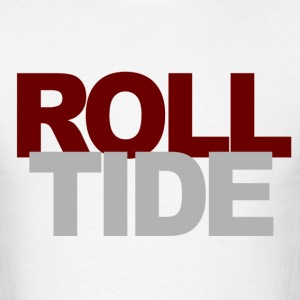 Alabama Crimson Tide Roll Tide Shirt - Men's T-Shirt