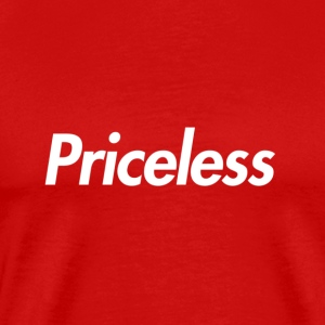 Priceless - Men's Premium T-Shirt