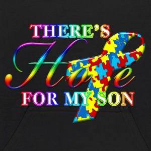 There's Hope For My Son Sweatshirts - Kids' Hoodie