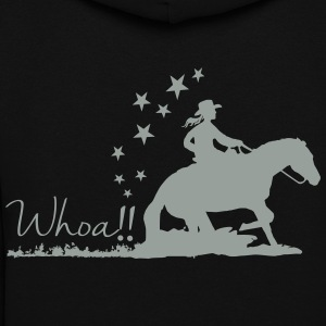 Cowgirl - Western riding Hoodies - Women's Hoodie
