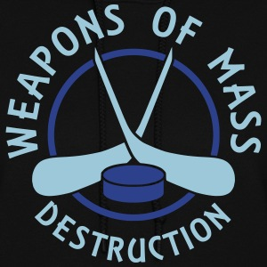 Hockey Hoodie Weapons of Mass Destruction - Women's Hoodie