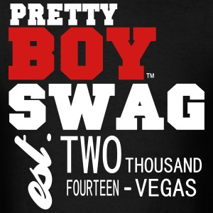 PRETTY BOY SWAG- 2014 VEGAS - Men's T-Shirt