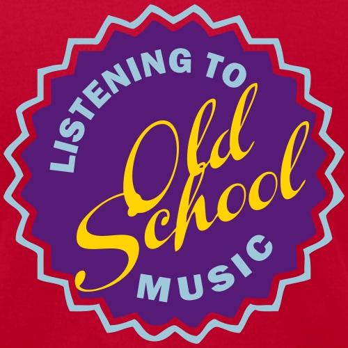 old school way