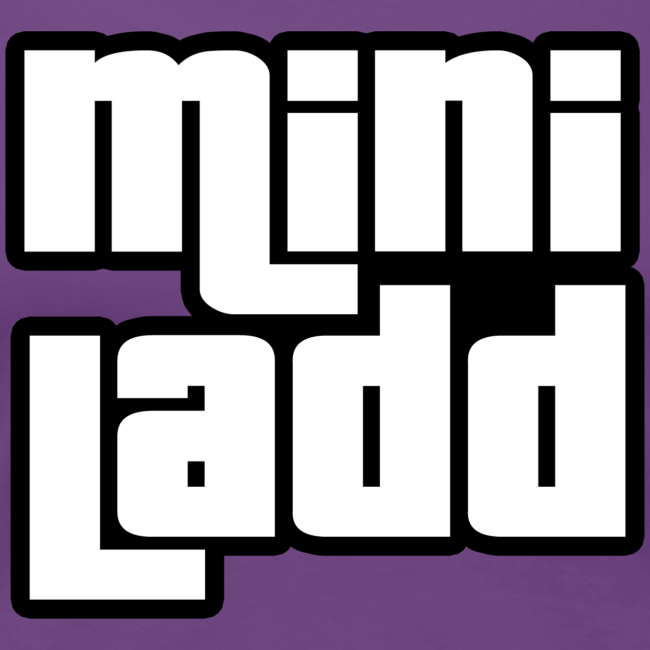 Mini Ladd GTA Logo Womans