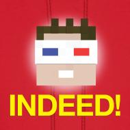 Design ~ Indeed! Kurtjmac Men's Hoodie