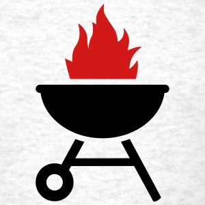 BBQ barbecue T-Shirts - Men's T-Shirt