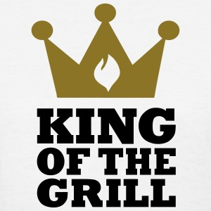 King of the Grill Women's T-Shirts - Women's T-Shirt