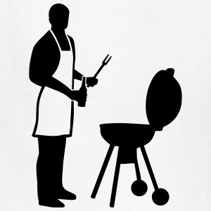 BBQ barbecue Kids' Shirts - Kids' T-Shirt