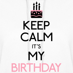 keep calm birthday Hoodies - Women's Hoodie