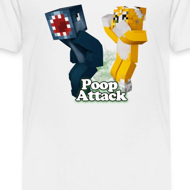 Poop Attack - Toddler Premium
