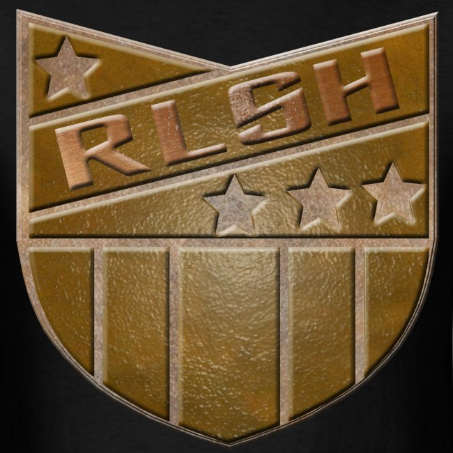 NEW RLSH 3D BADGE T-SHIRT