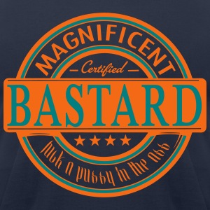 I am the magnificent  - Men's T-Shirt by American Apparel