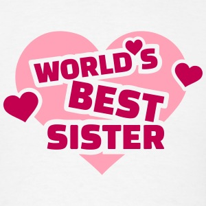World's best sister T-Shirts - Men's T-Shirt