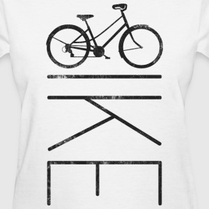 Bike Women's Commuter Bike - Women's T-Shirt
