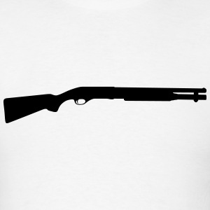Shotgun T-Shirts - Men's T-Shirt