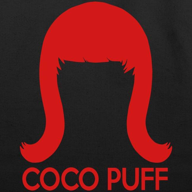 Coco Puff Logo Eco-Friendly Cotton Tote