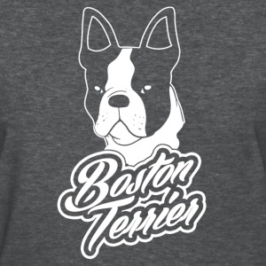 Boston terrier t shirts spreadshirt for Boston rescue 2 t shirt