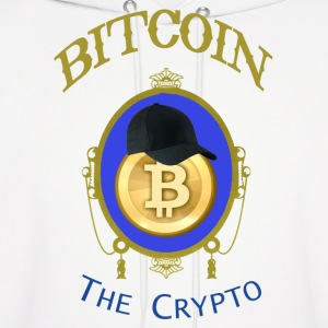 Mens Bitcoin The Crypto Hoodie - Men's Hoodie