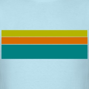 Retro Stripes T-Shirt - Men's T-Shirt