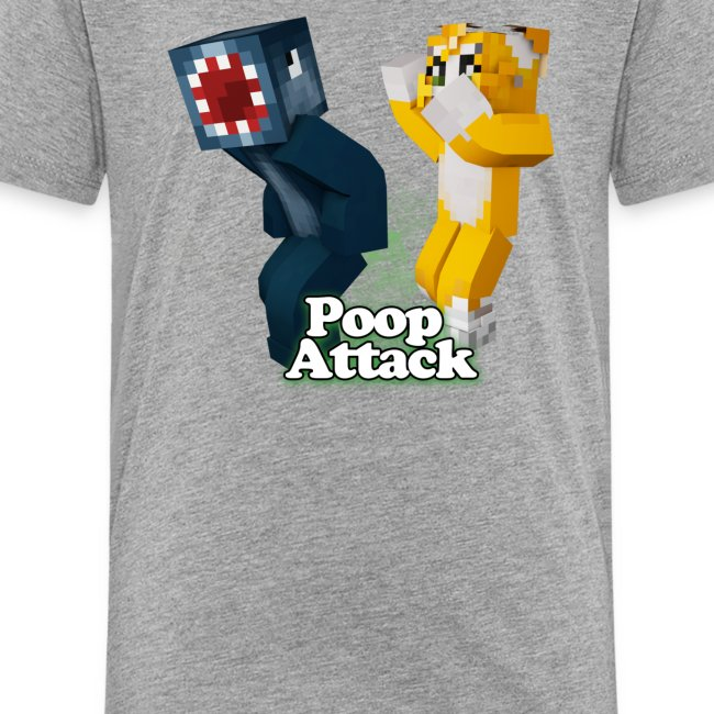Poop Attack - Kid's Premium