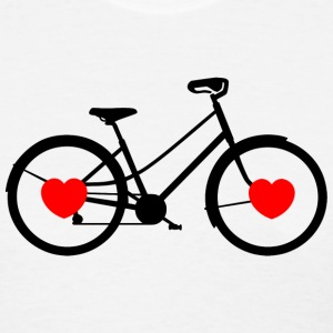 Bicycle Love My Bike - Women's T-Shirt