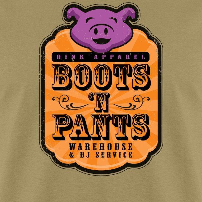 Boots 'n Pants Apparel