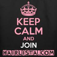 Design ~ Keep Calm Hairlista Tote