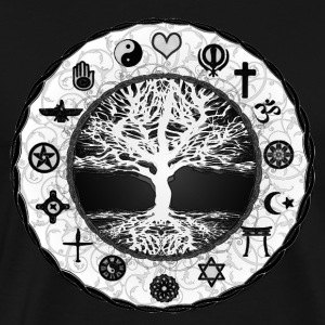 Tree of Life Unity T-Shirts - Men's Premium T-Shirt