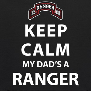 KEEP CALM MY DAD'S A RANGER Sweatshirts - Kids' Hoodie