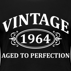 vintage 1956 aged to perfection Women's T-Shirts