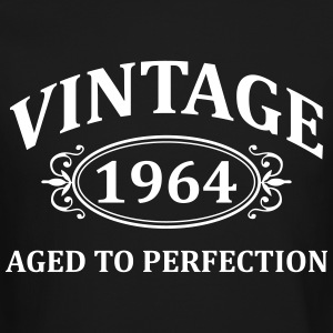 vintage 1956 aged to perfection Long Sleeve Shirts - Crewneck Sweatshirt